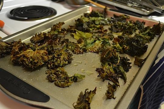 Kale Chips PostOven