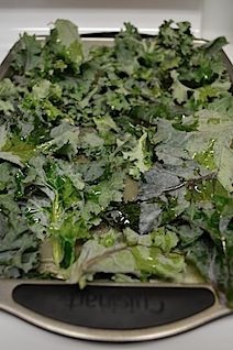 Kale Chips2 PreOven